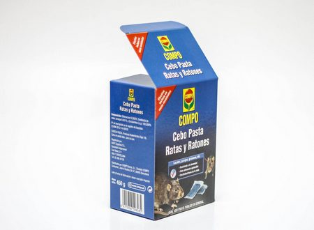 Cajas de cartón. Packaging: Cajitas y Estuches de cartón, caja fondo automatico
