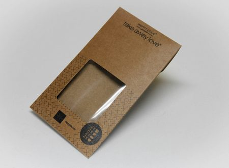 Packaging Sobre con ventana