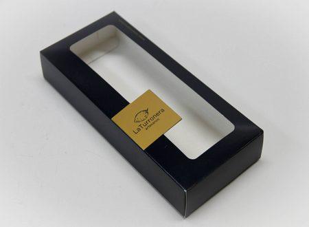 Cajas carton con ventana