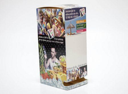 Cajas Impresas, de cartón