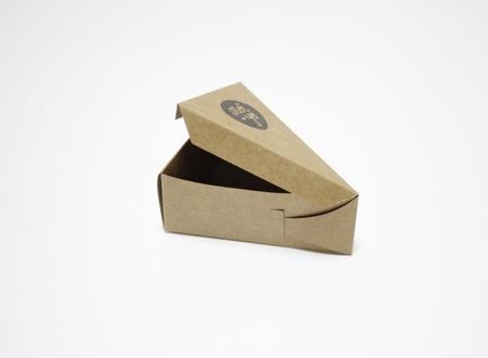 Cajas carton tipo quesitos, de cartón