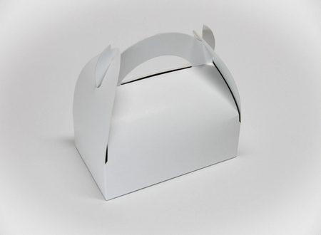 Cajas pastelería, de cartón
