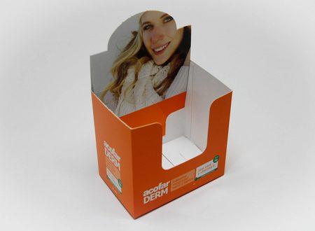 Cajas de cartón, Cajas Packaging: Cajitas de cartón | caja expositor envíos