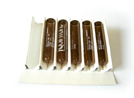 InteriorCajas de cartón, Cajas Packaging: Cajitas de cartón | Interior caja cartón ampollas para ampollas