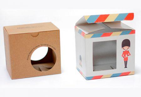 Cajas para tazas