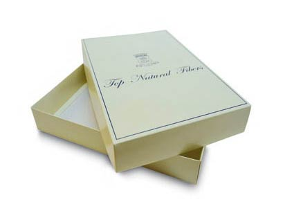 Cajas de cartón con tapa
