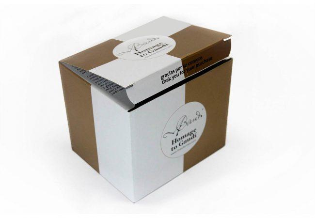 Cajas de cartón microcanal