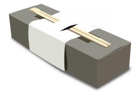 Cajas para sushi diseño