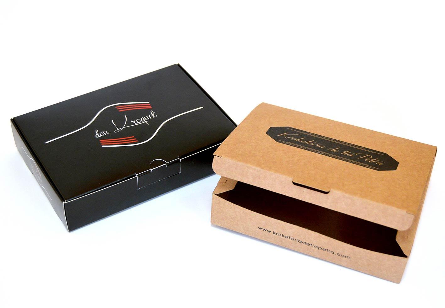 Cajas para sushi S01, de cartón.