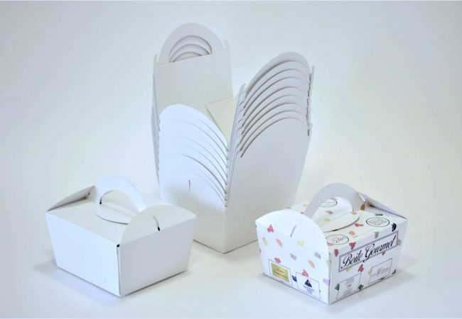 Cajas carton para comida