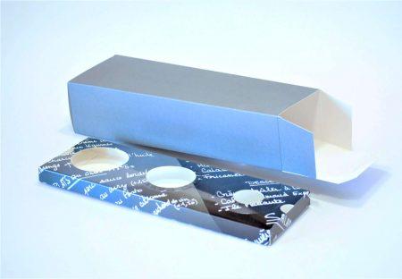 Cajas de cartón para patés