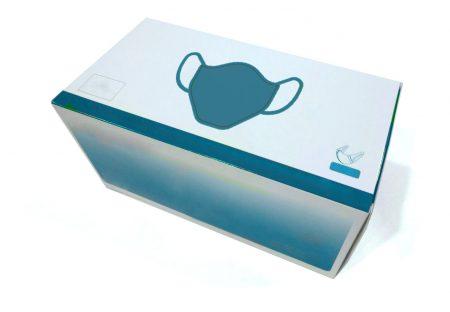Cajas para mascarillas ecológicas