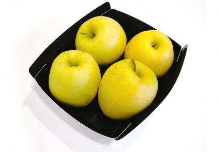 Bandeja de cartón para frutas